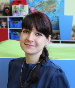 Ветчининова  Ольга Александровна воспитатель