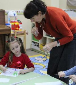 Петрова Светлана Николаевна воспитатель
