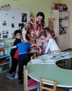 Савелова  Мария Александровна  преподаватель английского