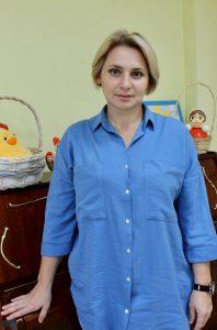 Гасанова Сия Абдуллаевна воспитатель